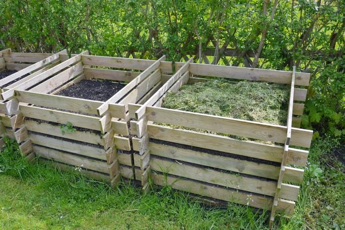 Недостатки компостной ямы