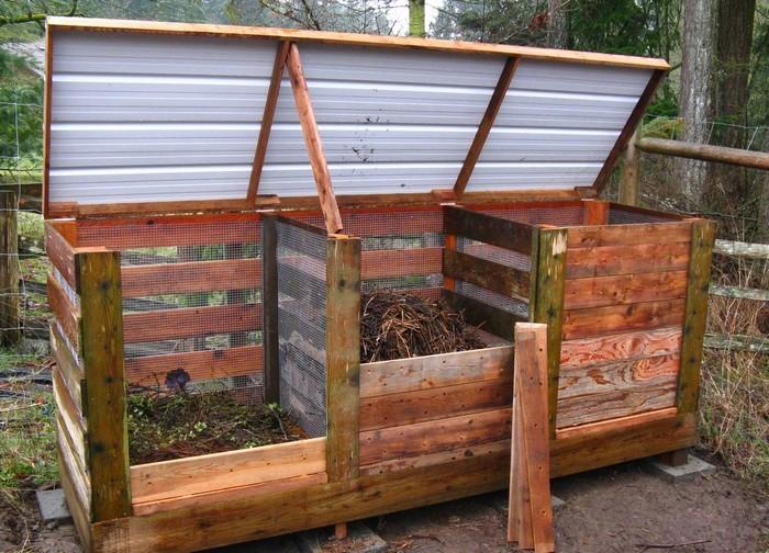Польза и неудобства компостной ямы на даче