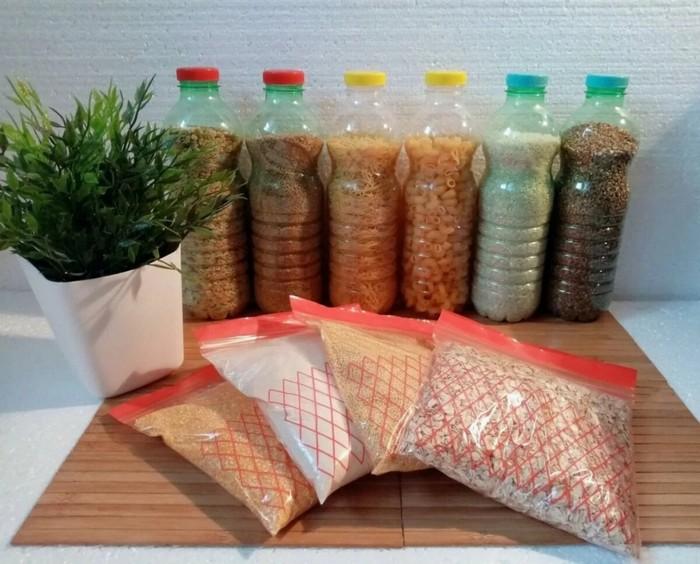 Мешок для сыпучих продуктов